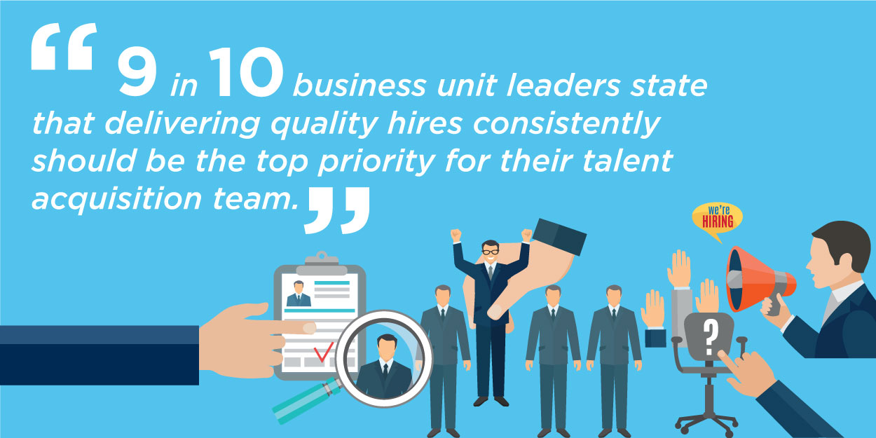 TIPS TO BUILD A GREAT TALENT ACQUISITION TEAM
