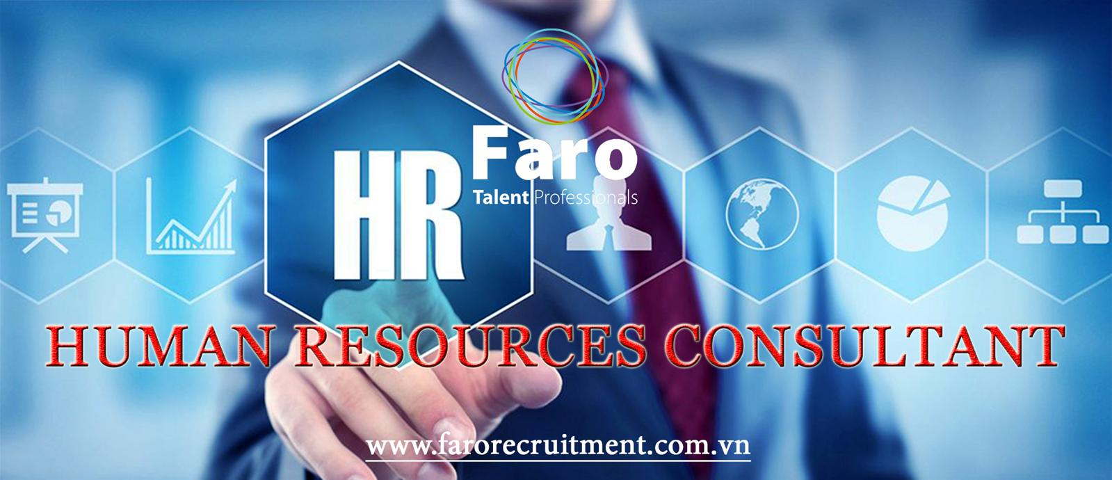 Job Opportunity in Faro Vietnam - HR Consultant
