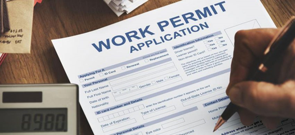 Opportunities to have work permit application for young people