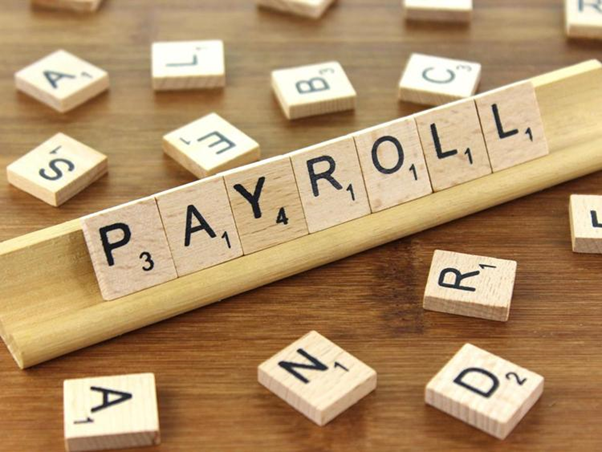 What documents does payroll include?