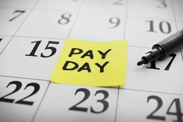 Should we use the package of payroll process company?