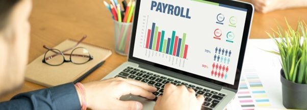 Where is the prestigious address of payroll staffing services?