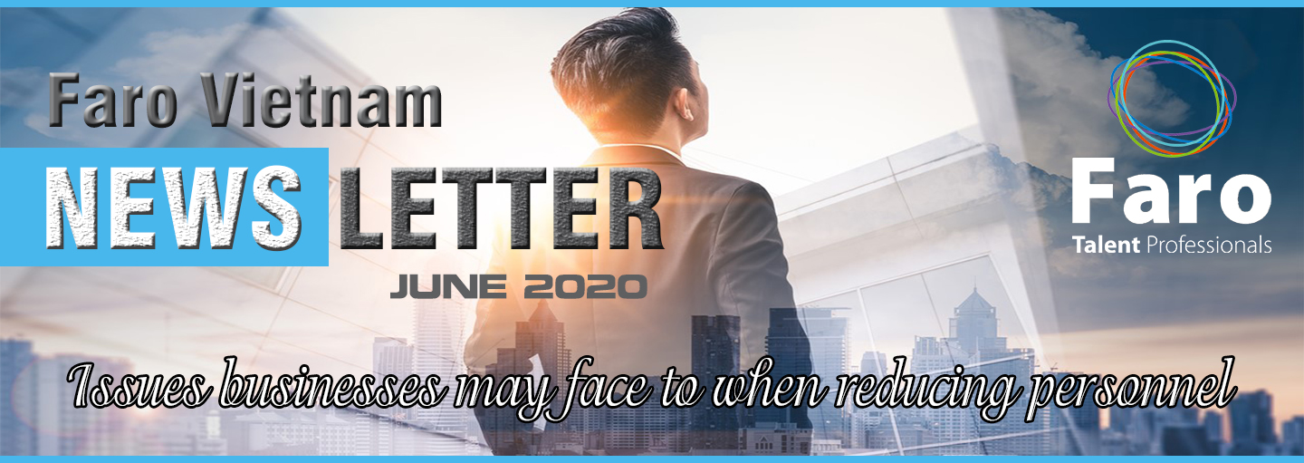 Faro Newsletter June 2020 (Part 2)
